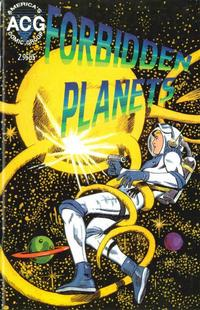 Cover Thumbnail for Forbidden Worlds (Avalon Communications, 1998 series) #1