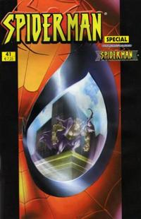 Cover Thumbnail for Spiderman Special (JuniorPress, 1991 series) #41