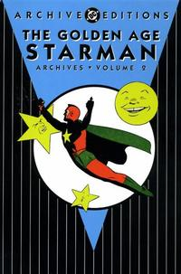 Cover Thumbnail for Golden Age Starman Archives (DC, 2000 series) #2