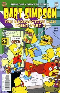 Cover Thumbnail for Simpsons Comics Presents Bart Simpson (Bongo, 2000 series) #48