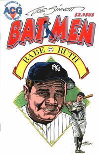 Cover Thumbnail for Bat Men (Avalon Communications, 1998 series) #1