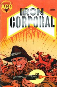 Cover Thumbnail for Iron Corporal (Avalon Communications, 1998 series) #1