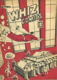 Cover Thumbnail for Whiz Comics (Anglo-American Publishing Company Limited, 1942 series) #v2#10