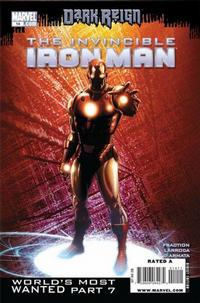Cover Thumbnail for Invincible Iron Man (Marvel, 2008 series) #14