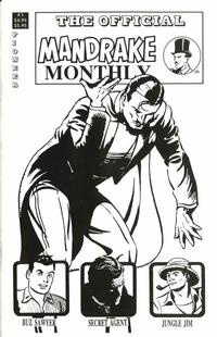 Cover Thumbnail for Mandrake Monthly (Pioneer, 1989 series) #1