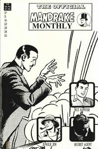 Cover Thumbnail for Mandrake Monthly (Pioneer, 1989 series) #2