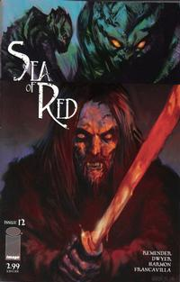 Cover Thumbnail for Sea of Red (Image, 2005 series) #12