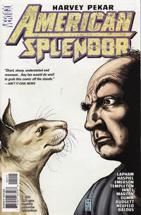Cover Thumbnail for American Splendor (DC, 2008 series) #2