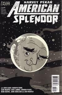 Cover Thumbnail for American Splendor (DC, 2008 series) #3