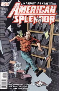 Cover Thumbnail for American Splendor (DC, 2008 series) #4