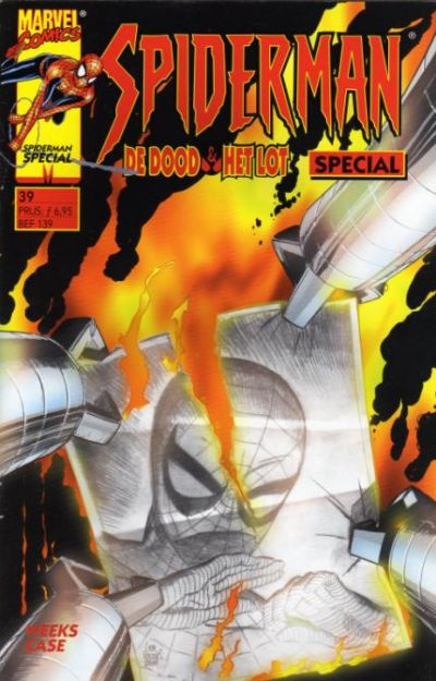 Cover for Spiderman Special (JuniorPress, 1991 series) #39
