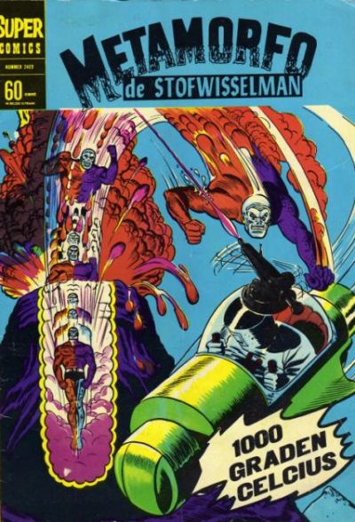 Cover for Super Comics (Classics/Williams, 1968 series) #2409