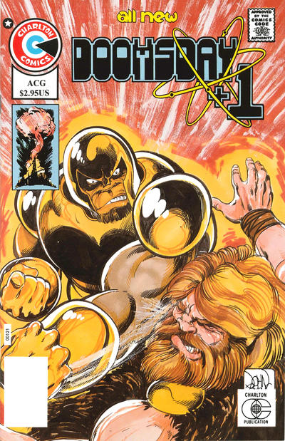 Cover for Doomsday + 1 (Avalon Communications, 1998 series) #6