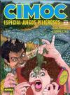 Cover for Cimoc Especial (NORMA Editorial, 1981 series) #8 - Juegos peligrosos