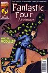 Cover for Fantastic Four Adventures (Panini UK, 2005 series) #6