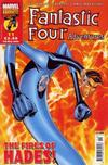 Cover for Fantastic Four Adventures (Panini UK, 2005 series) #11