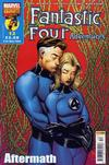 Cover for Fantastic Four Adventures (Panini UK, 2005 series) #12