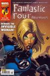 Cover for Fantastic Four Adventures (Panini UK, 2005 series) #15