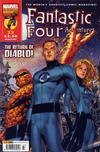 Cover for Fantastic Four Adventures (Panini UK, 2005 series) #23