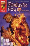 Cover for Fantastic Four Adventures (Panini UK, 2005 series) #27