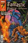 Cover for Fantastic Four Adventures (Panini UK, 2005 series) #38