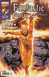 Cover for Fantastic Four Adventures (Panini UK, 2005 series) #39