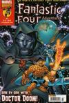 Cover for Fantastic Four Adventures (Panini UK, 2005 series) #42