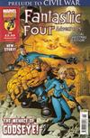 Cover for Fantastic Four Adventures (Panini UK, 2005 series) #46