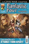 Cover for Fantastic Four Adventures (Panini UK, 2005 series) #47