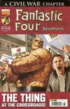 Cover for Fantastic Four Adventures (Panini UK, 2005 series) #48
