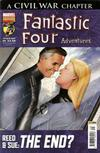 Cover for Fantastic Four Adventures (Panini UK, 2005 series) #49