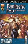 Cover for Fantastic Four Adventures (Panini UK, 2005 series) #51