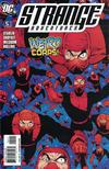 Cover for Strange Adventures (DC, 2009 series) #5