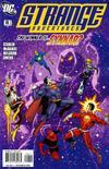 Cover for Strange Adventures (DC, 2009 series) #8