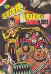 Cover for Starlord Annual (IPC, 1979 series) #1981