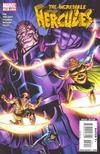 Cover for Incredible Hercules (Marvel, 2008 series) #130