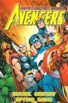 Cover for Avengers Assemble (Marvel, 2004 series) #4