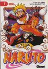 Cover for Naruto (Ediciones Glénat, 2002 series) #1