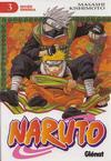 Cover for Naruto (Ediciones Glénat, 2002 series) #3