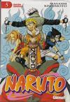 Cover for Naruto (Ediciones Glénat, 2002 series) #5