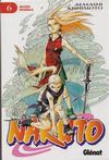 Cover for Naruto (Ediciones Glénat, 2002 series) #6