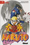 Cover for Naruto (Ediciones Glénat, 2002 series) #7