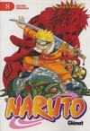 Cover for Naruto (Ediciones Glénat, 2002 series) #8