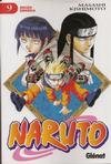 Cover for Naruto (Ediciones Glénat, 2002 series) #9