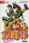 Cover for Naruto (Ediciones Glénat, 2002 series) #10