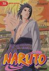 Cover for Naruto (Ediciones Glénat, 2002 series) #38