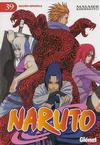 Cover for Naruto (Ediciones Glénat, 2002 series) #39