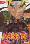 Cover for Naruto (Ediciones Glénat, 2002 series) #41