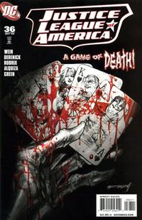 Cover Thumbnail for Justice League of America (DC, 2006 series) #36 [Direct Sales]