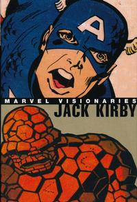 Cover Thumbnail for Marvel Visionaries: Jack Kirby (Marvel, 2004 series) #1